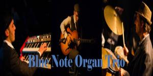 Blue Note Organ Trio + Daniele