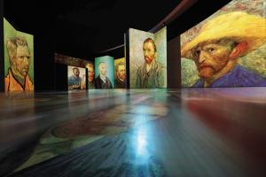 Van Gogh Alive the experience - Έκθεση Ζωγραφικής