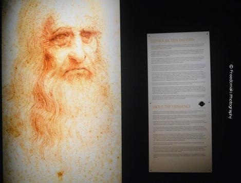 Είδαμε την έκθεση Leonardo Da Vinci 500 Years of genius