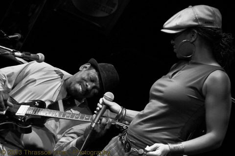 Lucky Peterson Band feat. Tamara Peterson