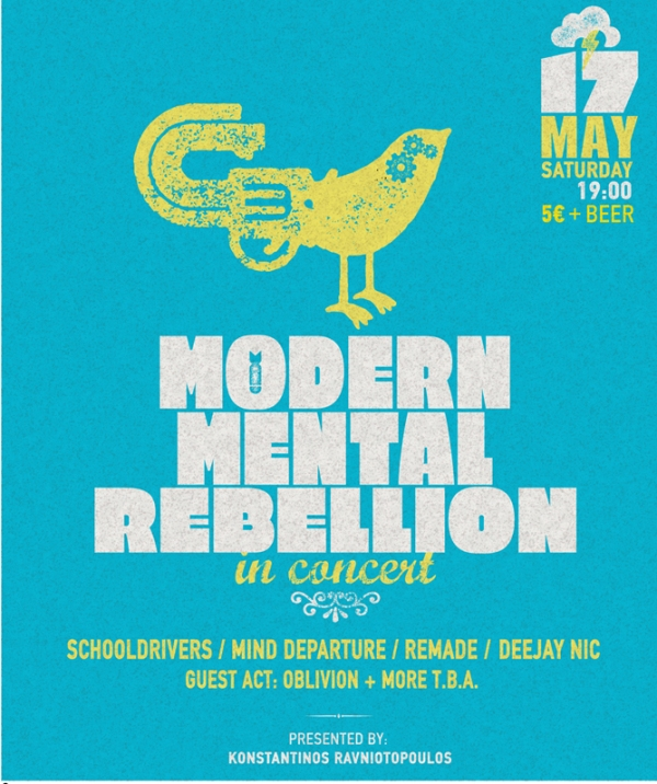 Modern Mental Rebellion: In Concert