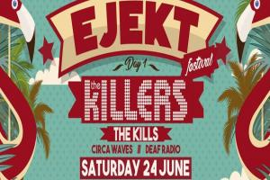 Ejekt Festival 2017: The Killers and more